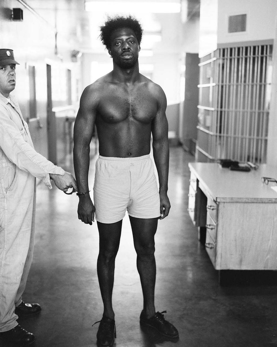 Vast Archive of 10,000 Photos Unearthed at San Quentin, Now Interpreted By Incarcerated Men: https://t.co/QQH9QFYTbG https://t.co/MF3xppKcE4