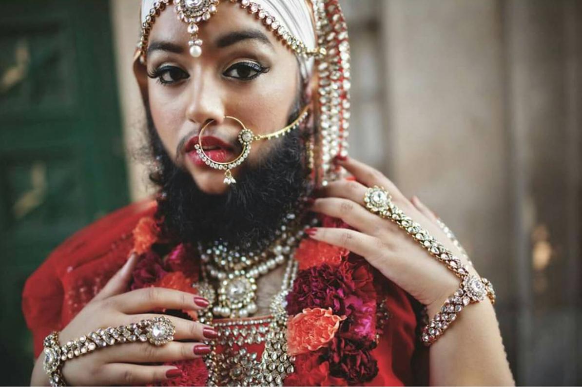 punjabi mujer