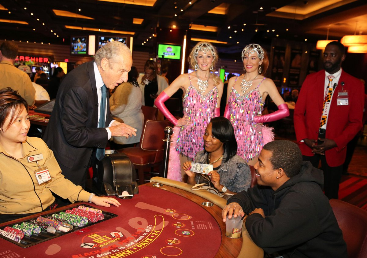 Maryland Live On Twitter Live Casino Owner David Cordish .