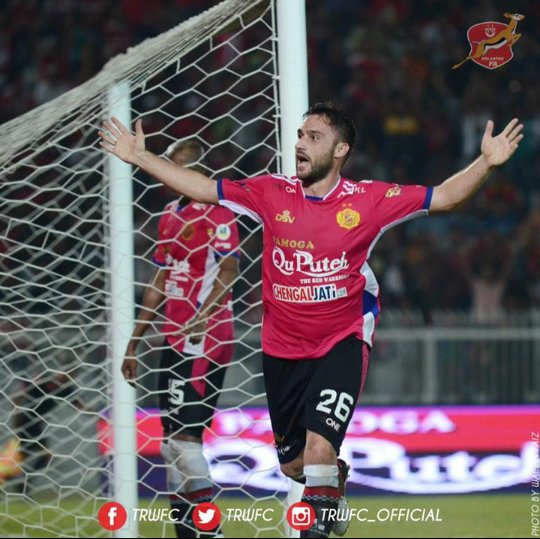 Ilijoski meneruskan kemarau gol