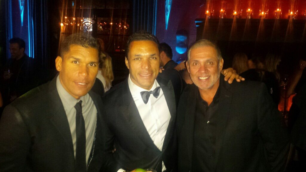 Happy 40th Bday to my buddy @TonyGonzalez88 Great party bro. https://t.co/UYoOyPpdD2