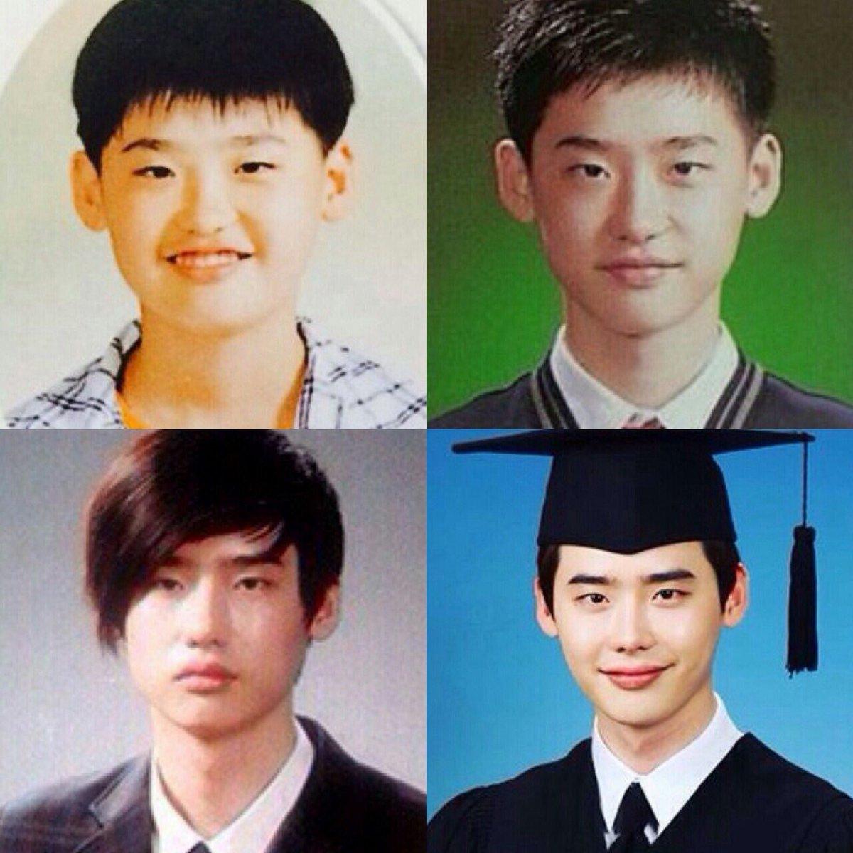 Imagini pentru lee jong suk graduation
