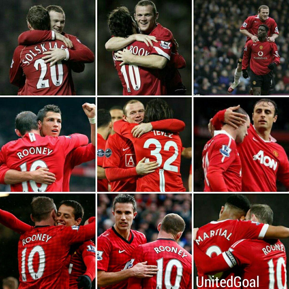 "Warta Manchester United On Twitter ""Wayne Rooney Partners"