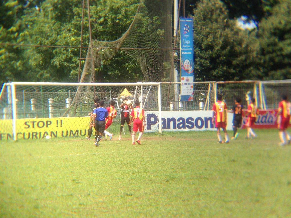 """Liga Kompas Gramedia on Twitter: """"Full Time: @RMFA2011 0 - 2 ..."""