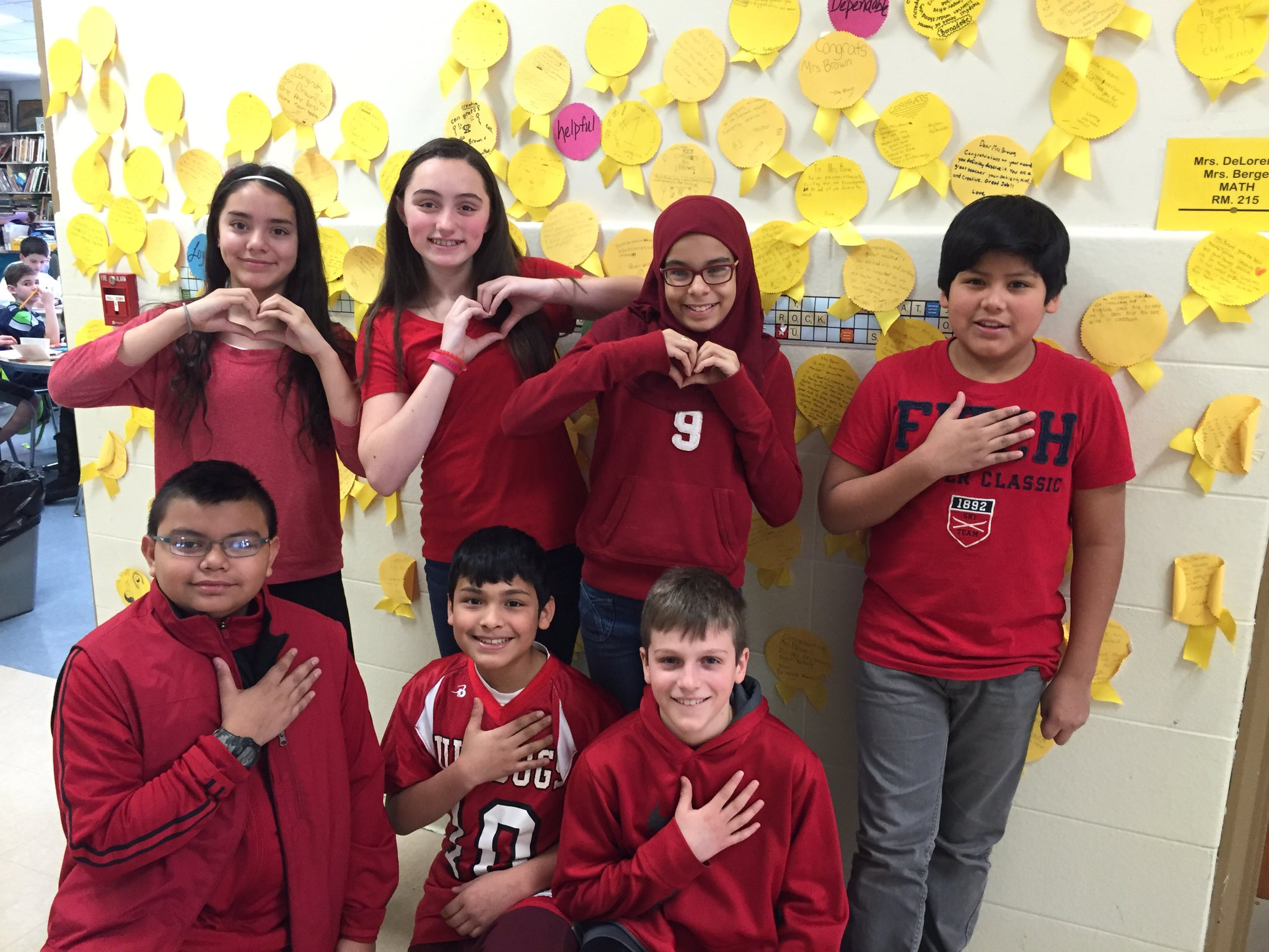 silas wood school on twitter silas students and staff wear red silas wood school on twitter silas students and staff wear red to support the american heart association t co uadvpqseyh