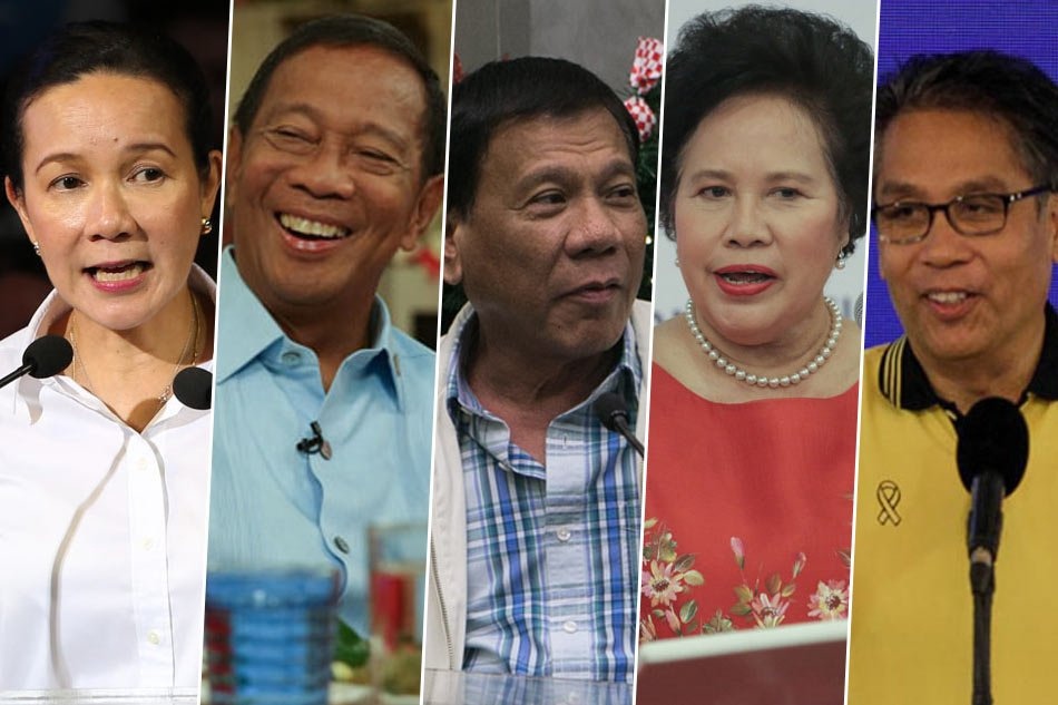 Partial, unofficial results of Halalan 2016 | ABS-CBN News