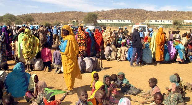 Clashes in #Darfur have forced 82,727 civilians to seek shelter--60 percent are children. https://t.co/uRd4pgtlVm https://t.co/538E4UATxu