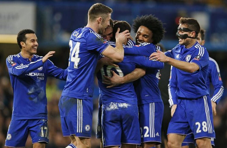 Video: Chelsea vs Manchester City