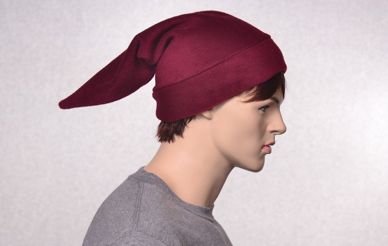 Maroon Elf Hat Adult Men Womens Stocking Cap Pointed Warm Winter Ha… https://t.co/9IYwbitB3t #Etsy #AdultMenWomenHat https://t.co/ebfUg3PG5B