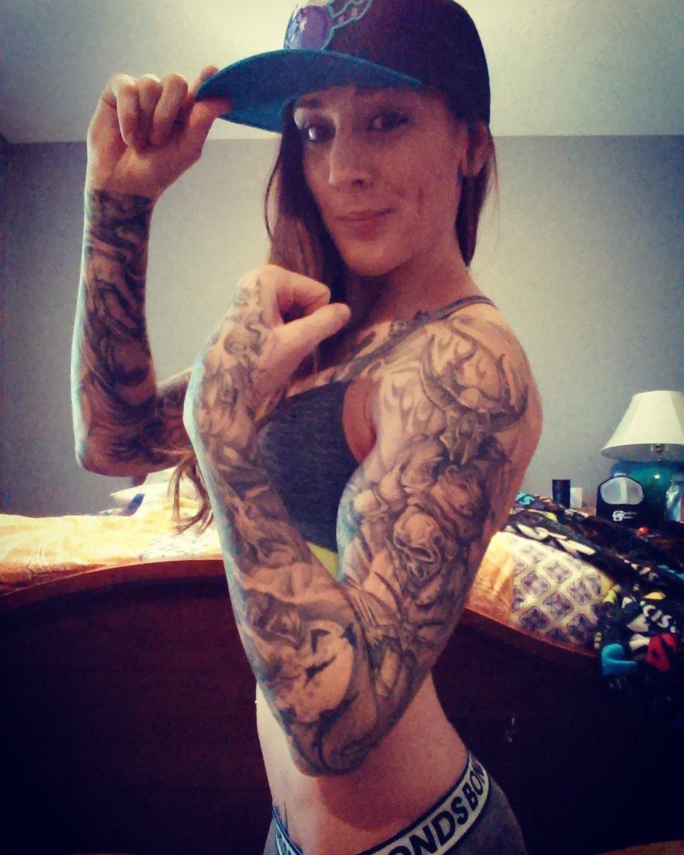 megan anderson on twitter snapbacks and tattoos
