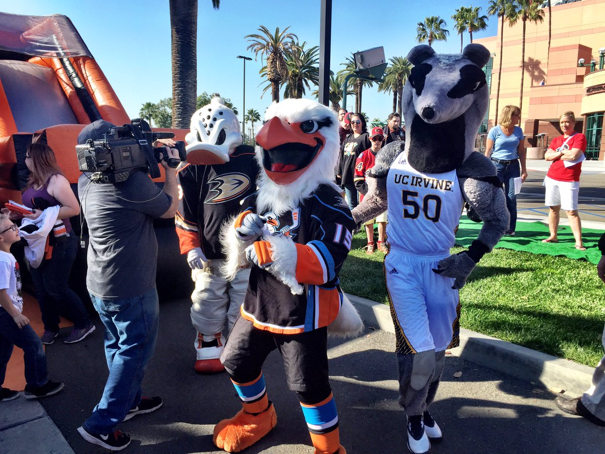 Thumbnail for UCI Spirit Night with Anaheim Ducks - UC Irvine