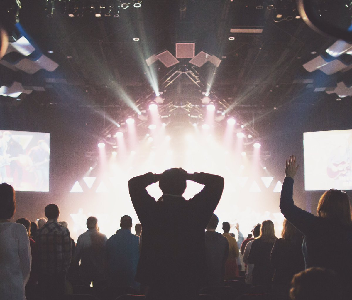 ...That moment when you realize how awesome Jesus is in the middle of worship. https://t.co/cfgnWCq4TZ