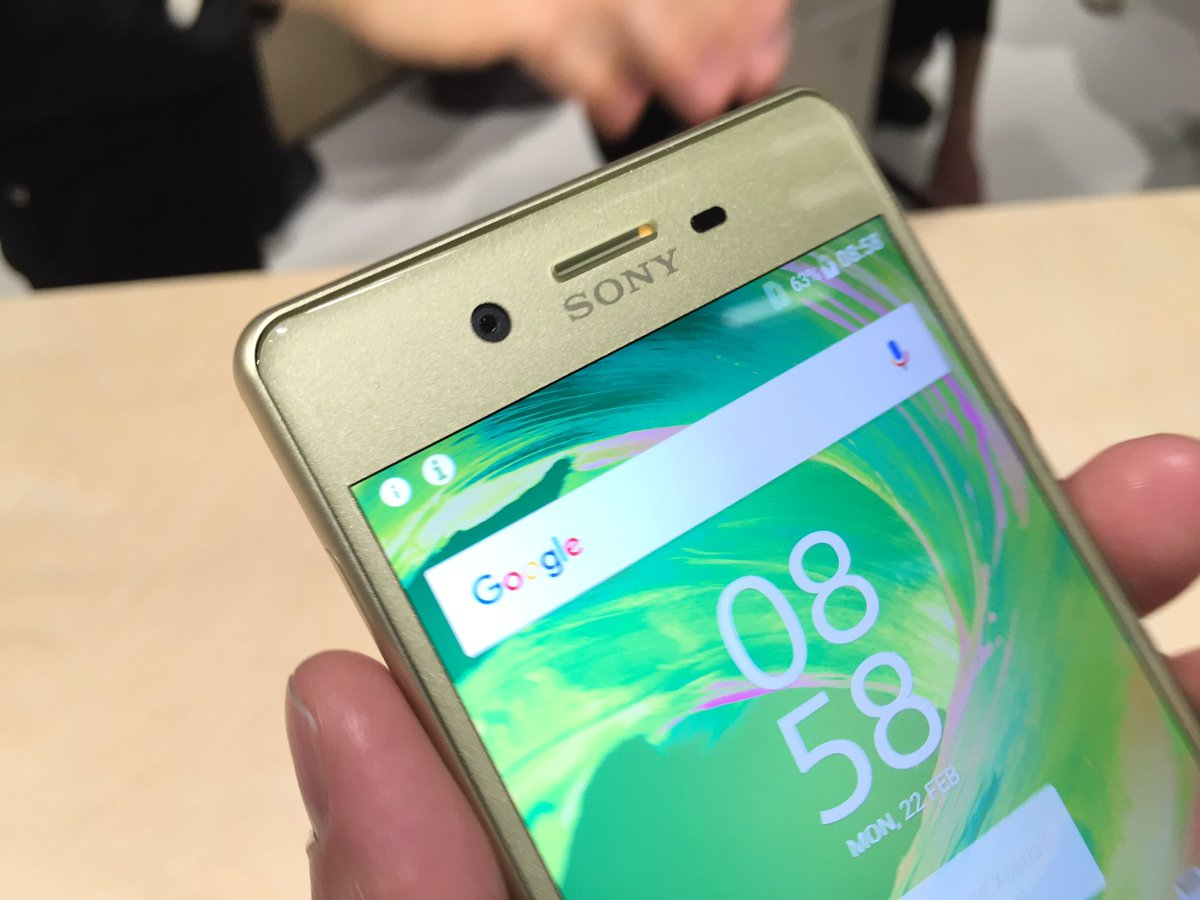 Sony's new Xperia X phones focus on better photos and battery life