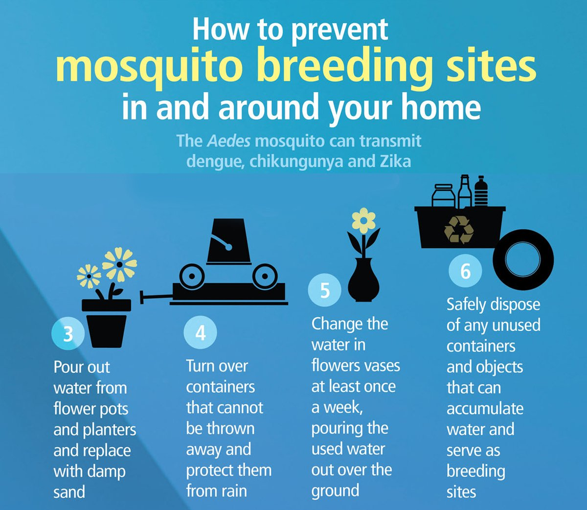 How to Prevent Mosquito Breeding in Rain Barrels images
