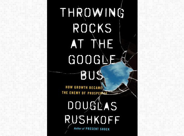 """""""The economy is not broken. It's simply unjust. There's a difference."""" - @rushkoff https://t.co/DUyau7HT1n https://t.co/CZYy9HHHNS"""