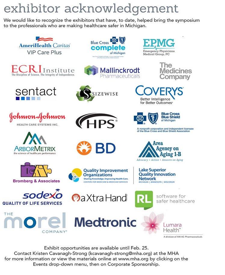 We look forward to exhibiting at the MHA Symposium tmrw & Wednesday - come say hi! @MHAKeystoneCtr #healthcare https://t.co/amGy8pciaw