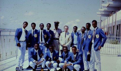 Basketball Team #70s Somalia #Vintage https://t.co/EpAeSmeUxx