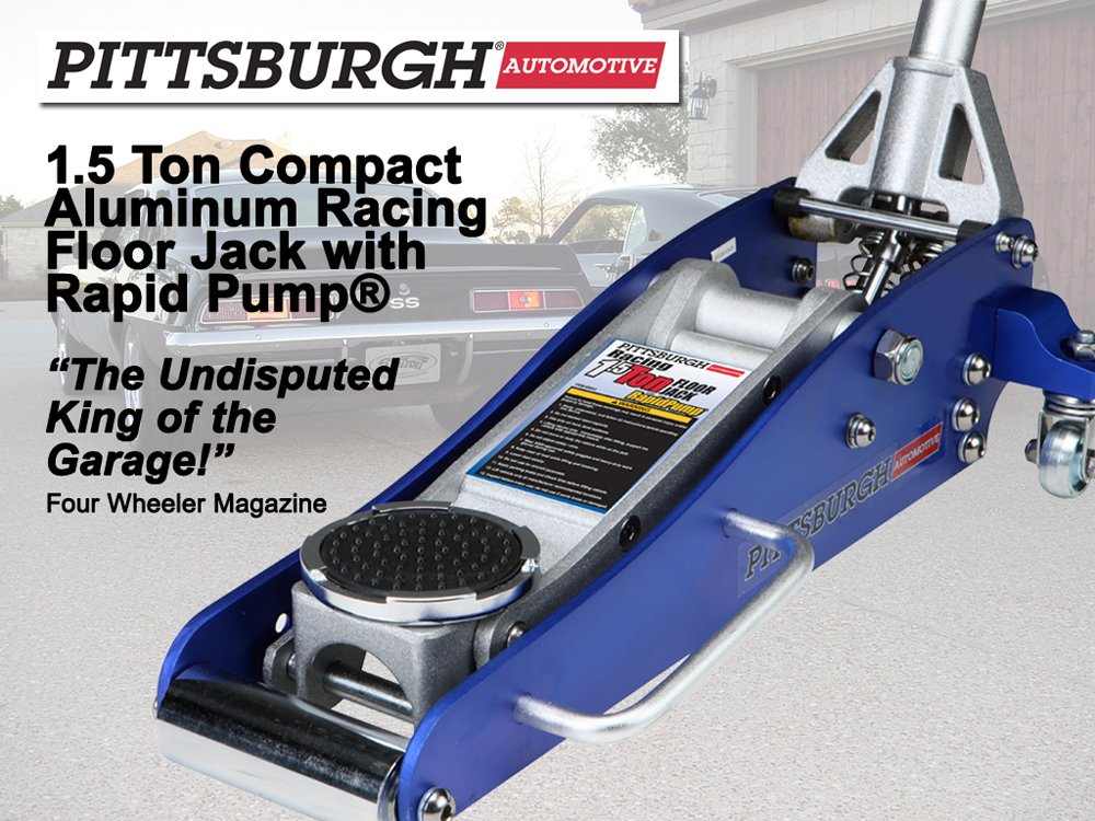 Harbor Freight Tools On Twitter Super Coupon 1 5 Ton Aluminum