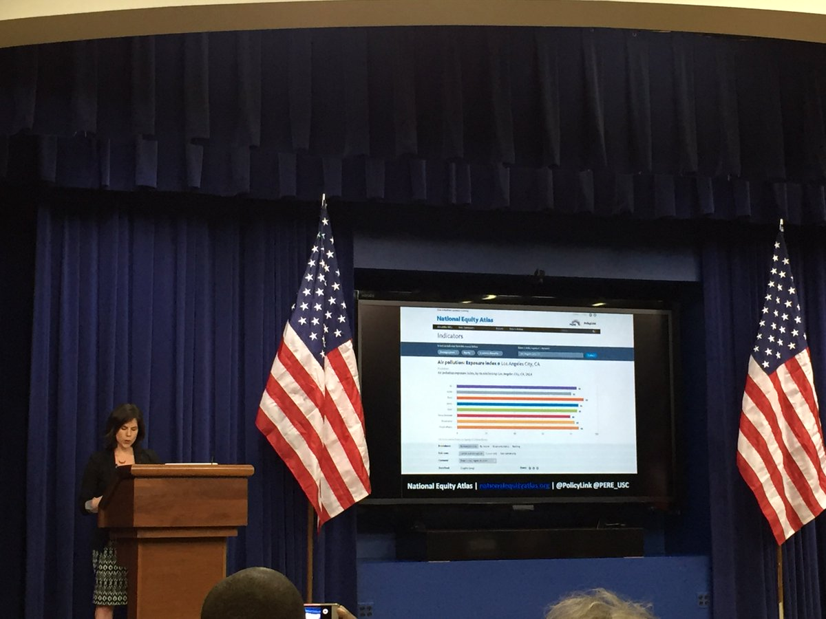 Our own https://t.co/r76ONZGGBo (with @PERE_USC) featured @WhiteHouse Opportunity Data event #opendata https://t.co/GMAPMvaocS