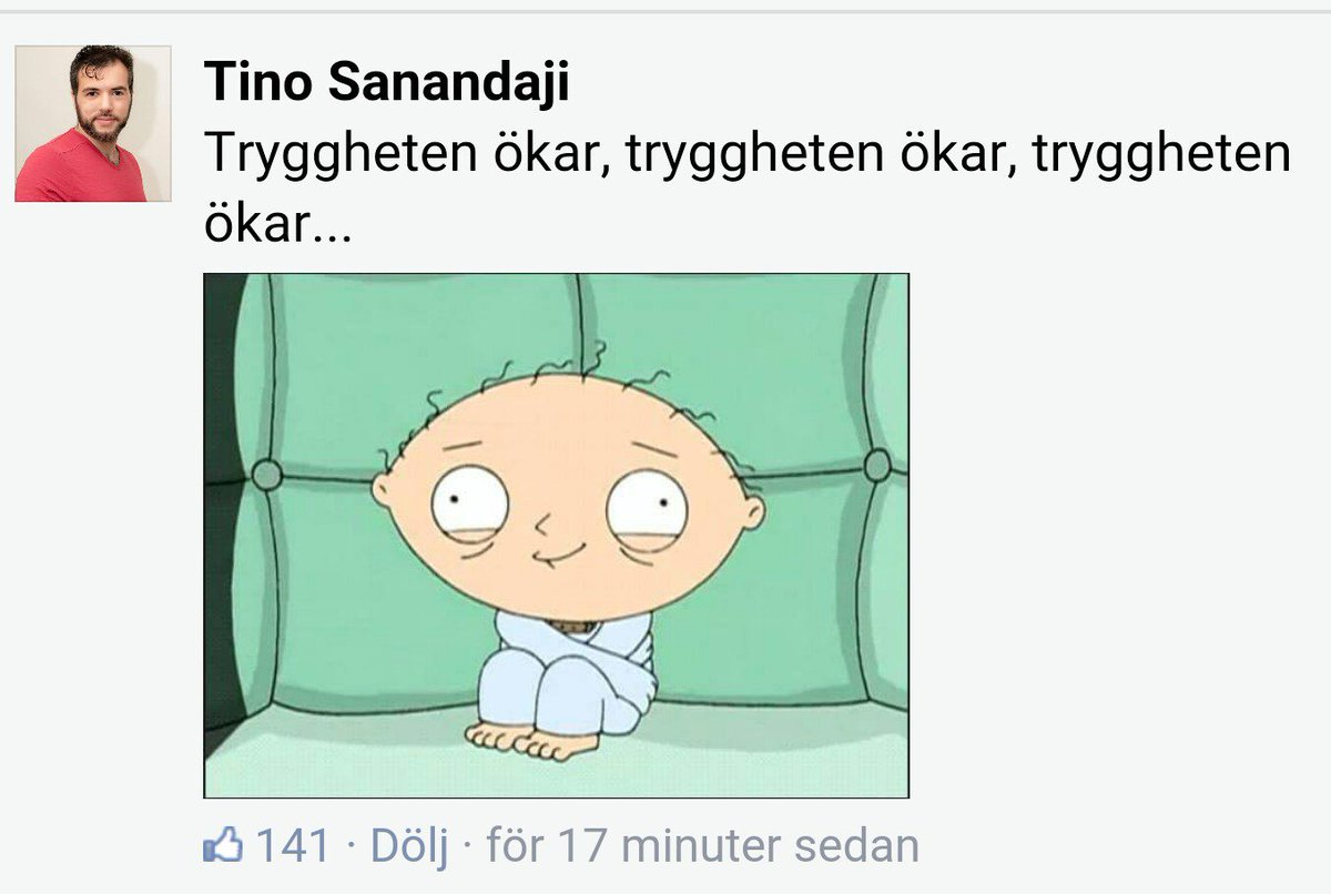 Tino kommenterar utegångsförbudet för kvinnor i Östersund.