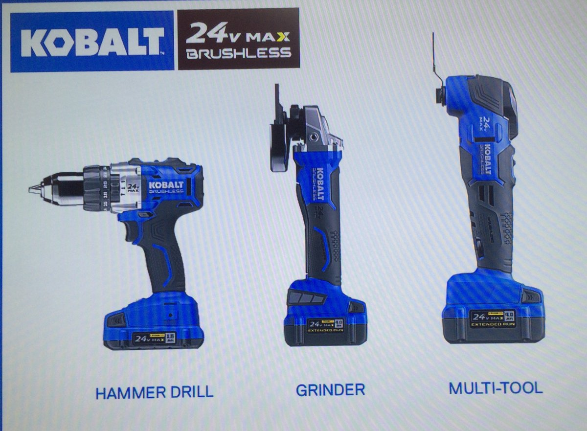 Kobalt Tools Review >> Pro Tool Reviews On Twitter Phase 2 Kobalt Tools Due In