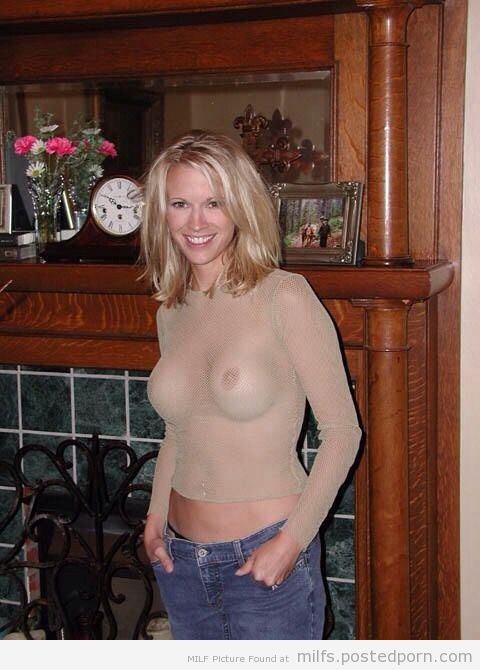 Nude milf see throughm opinion