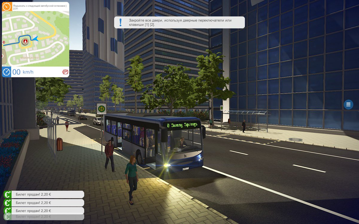 bus simulator 2015 на компьютер торрент