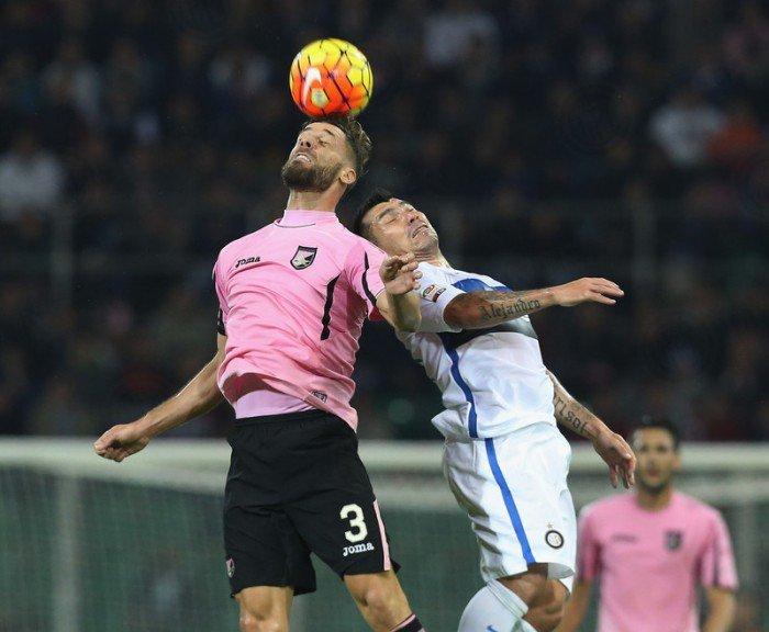 Vedere INTER-PALERMO Streaming Rojadirecta Diretta Calcio Serie A (oggi 6 marzo 2016)