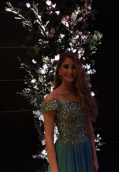 Mariam Habach junto a su novio Cc1bolhXEAA6FTU