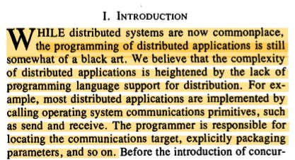 This was said in 1987 about building distributed systems. https://t.co/bKvWjleSlU