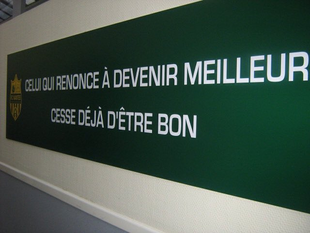 Derby Day #SRFCFCN #fcn #tribuneloire #TeamFCN<br>http://pic.twitter.com/RyNH5HPW0l