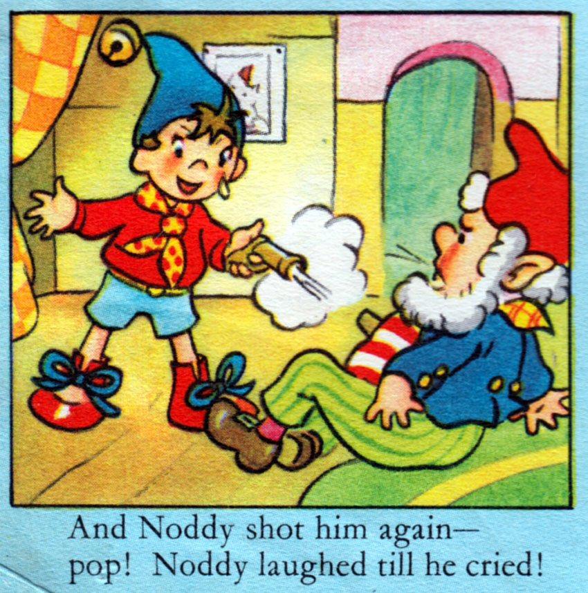 noddy shot