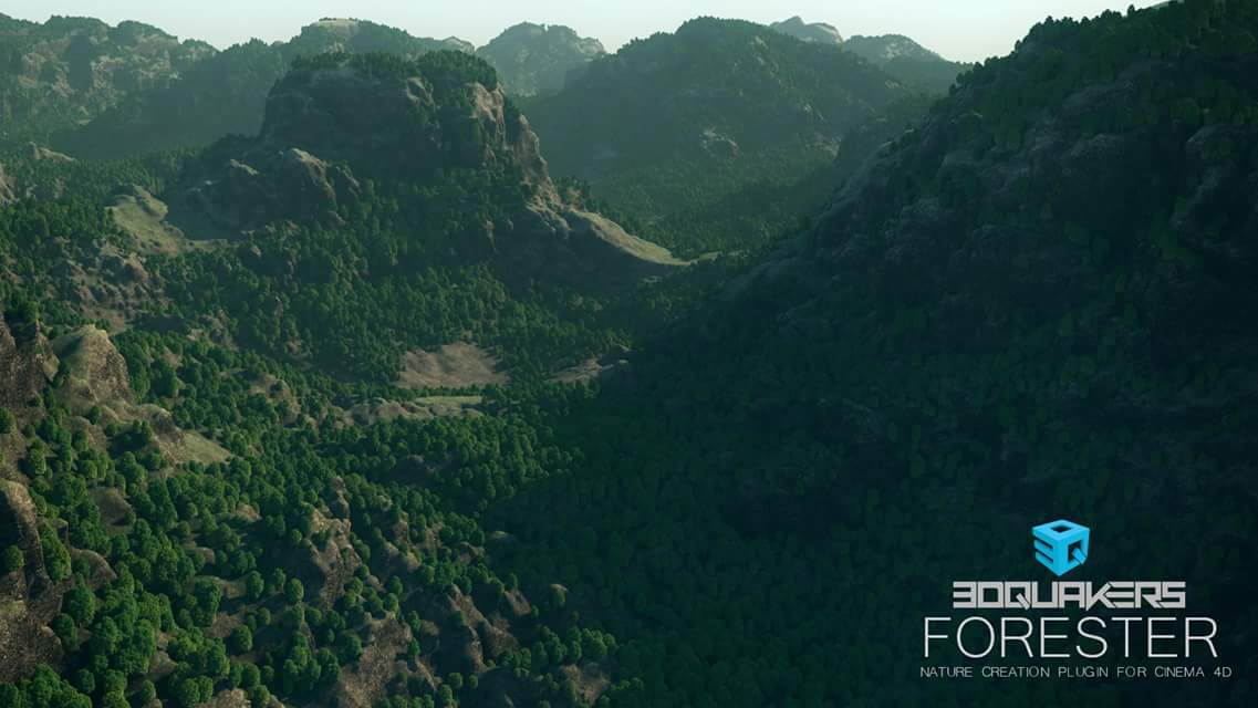3DQUAKERS – Forester