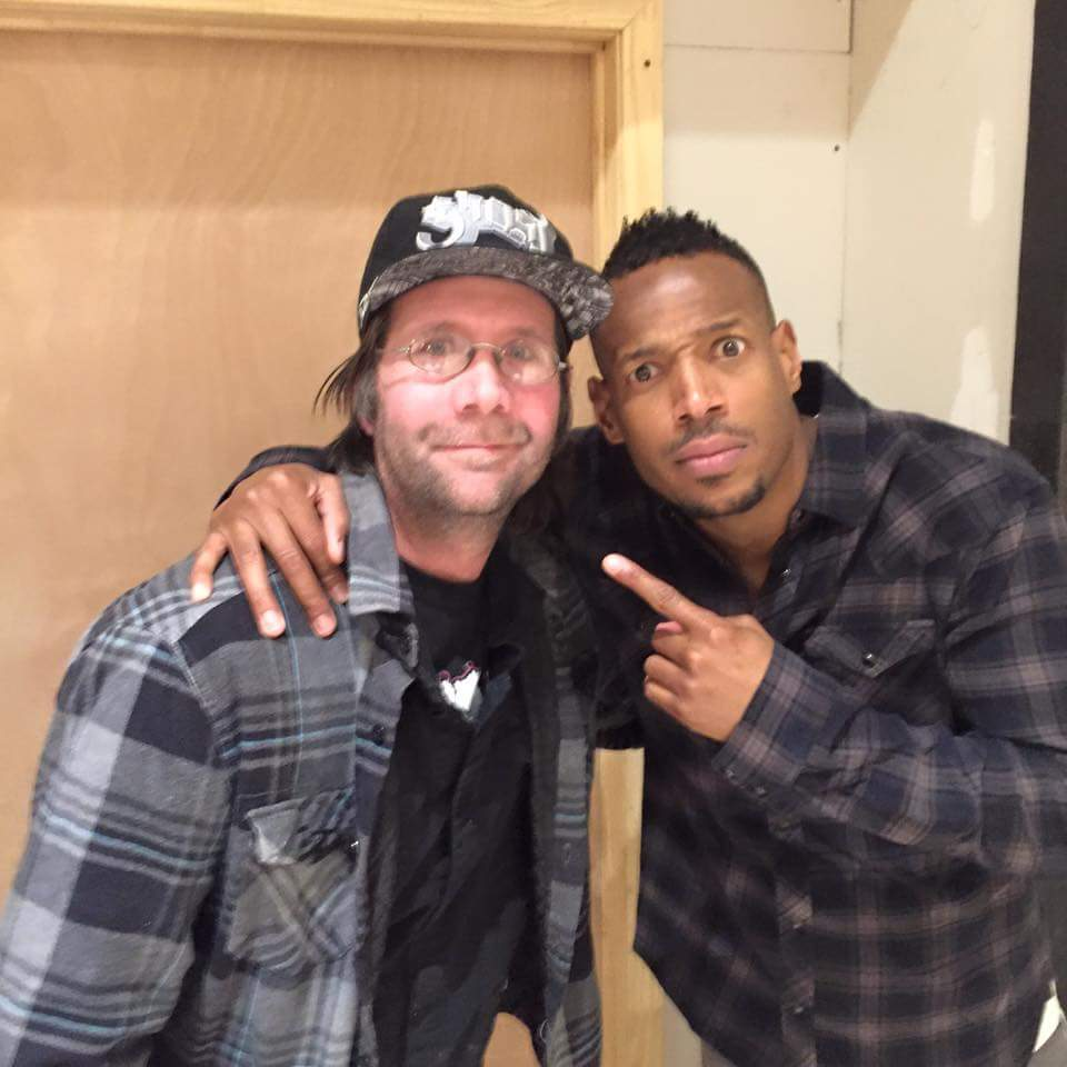 Thanks for the pic .@MarlonWayans you are the man. Just gotta hit the Waffle Hut https://t.co/ERIfLbpHG6