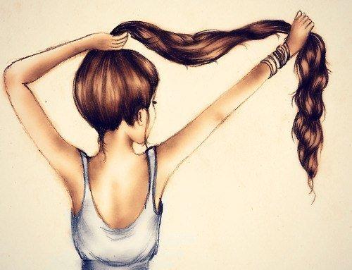 Картинки волосы блондинки