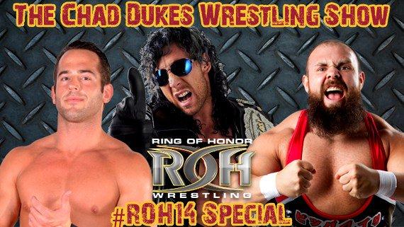 CDWS #ROH14 Special w/ @KennyOmegamanX, @roderickstrong, & @MichaelElgin25… https://t.co/eCrqnHh07w https://t.co/VyplhBPDkx