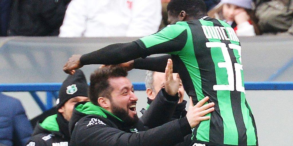 Sassuolo-Milan 2-0 Video: Duncan e Sansone affondano il diavolo rossonero