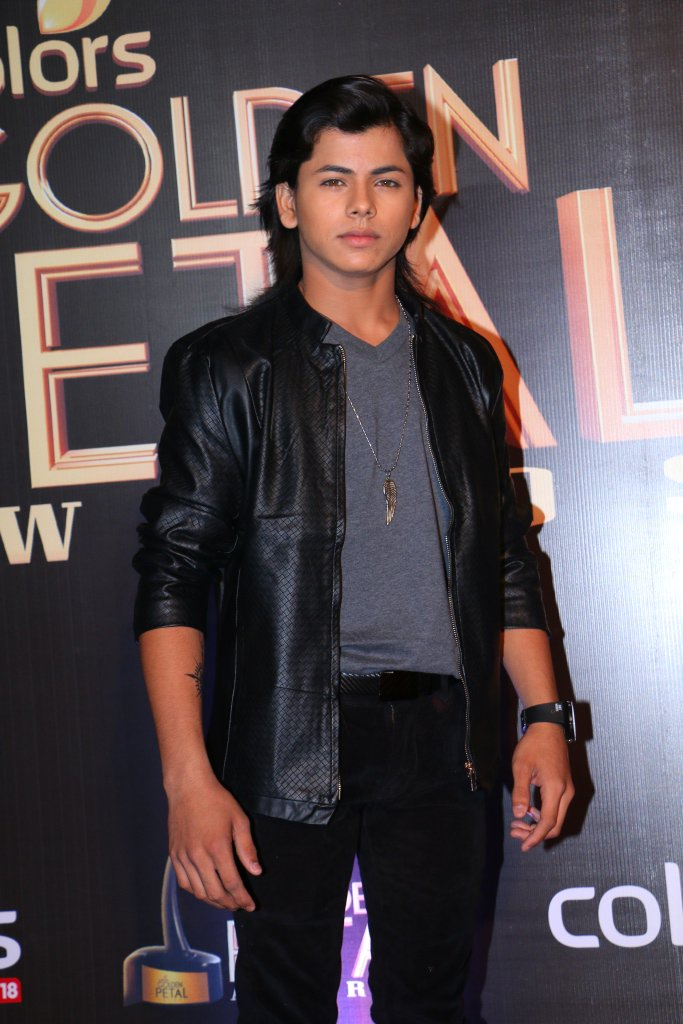 Siddharth Nigam aka Ashoka at Colors Golden Petal Awards 2016, GPA 2016, Image-Picture