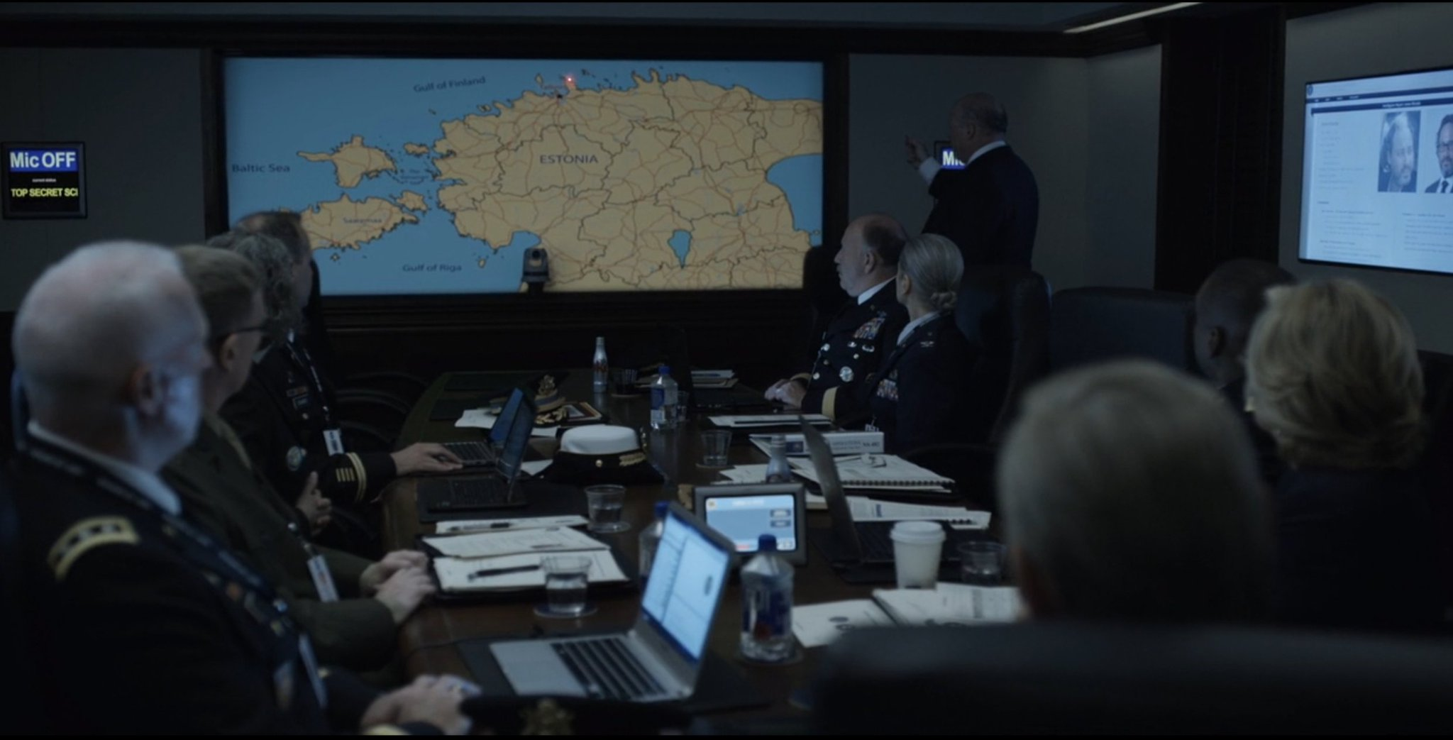White House Situation Room Director