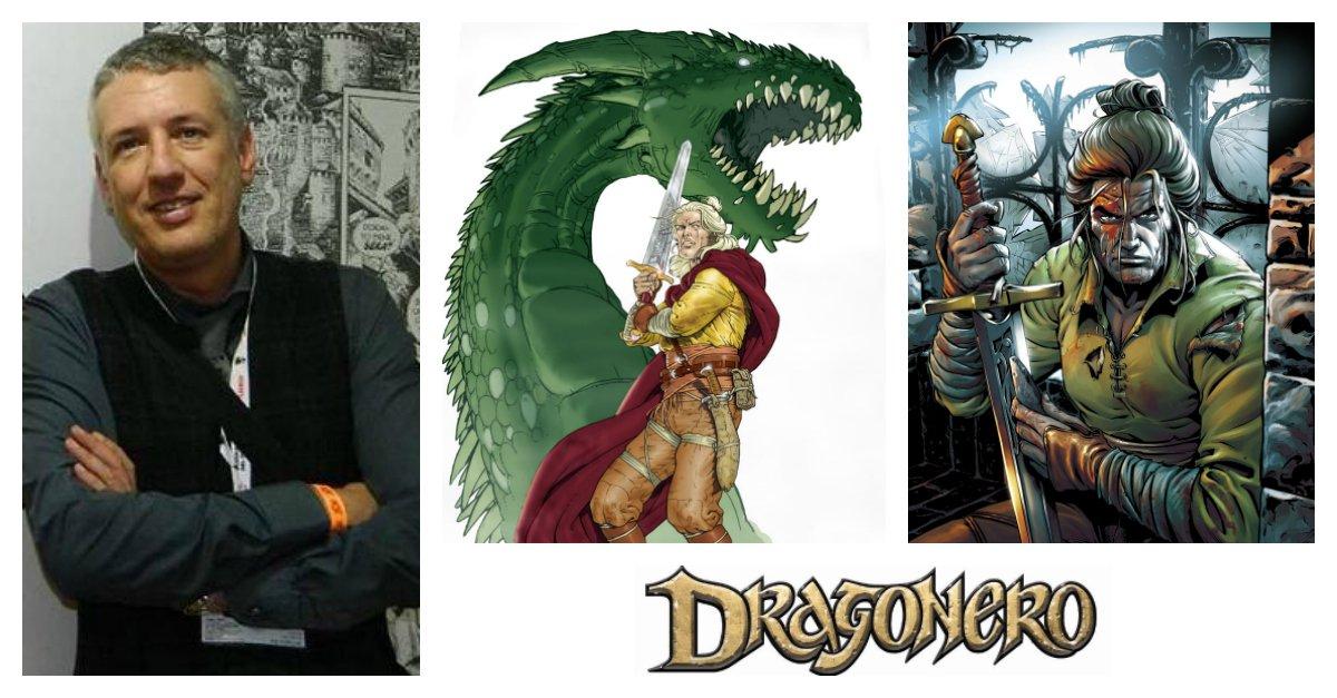 test Twitter Media - Dragonero, il grande fantasy di @Bonelli_Editore arriva al Venezia Comics con Stefano Vietti!https://t.co/HfxEIZOQGf https://t.co/a6LN9AOisl