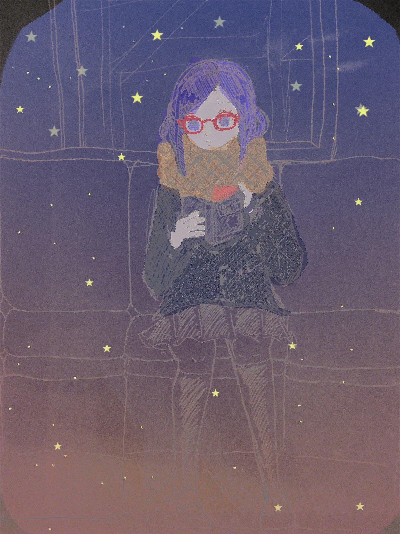 ちょこと (@tyokotyokolate)さんのイラスト