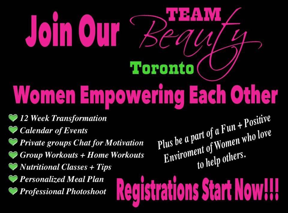 team beauty herbalife
