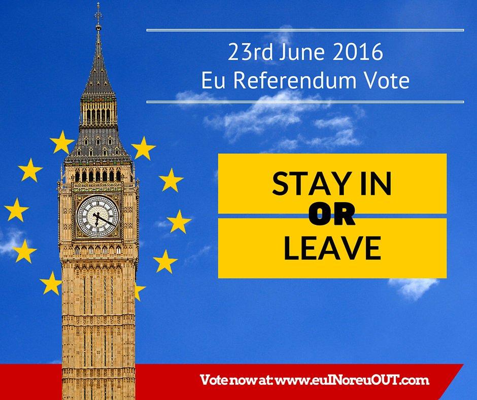 vote on europe referendum