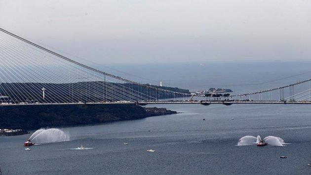 İstanbul'un iki yakası üçüncü kez birleşti Haber Detay: https://t.co/1FmFqeBWa7