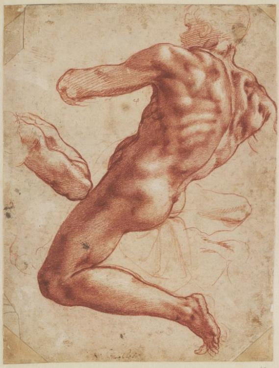 Italian #artist #Michelangelo was born #onthisday in 1475! Proud to have 25 of his orignl drawings in our collection https://t.co/4oxKno4maA