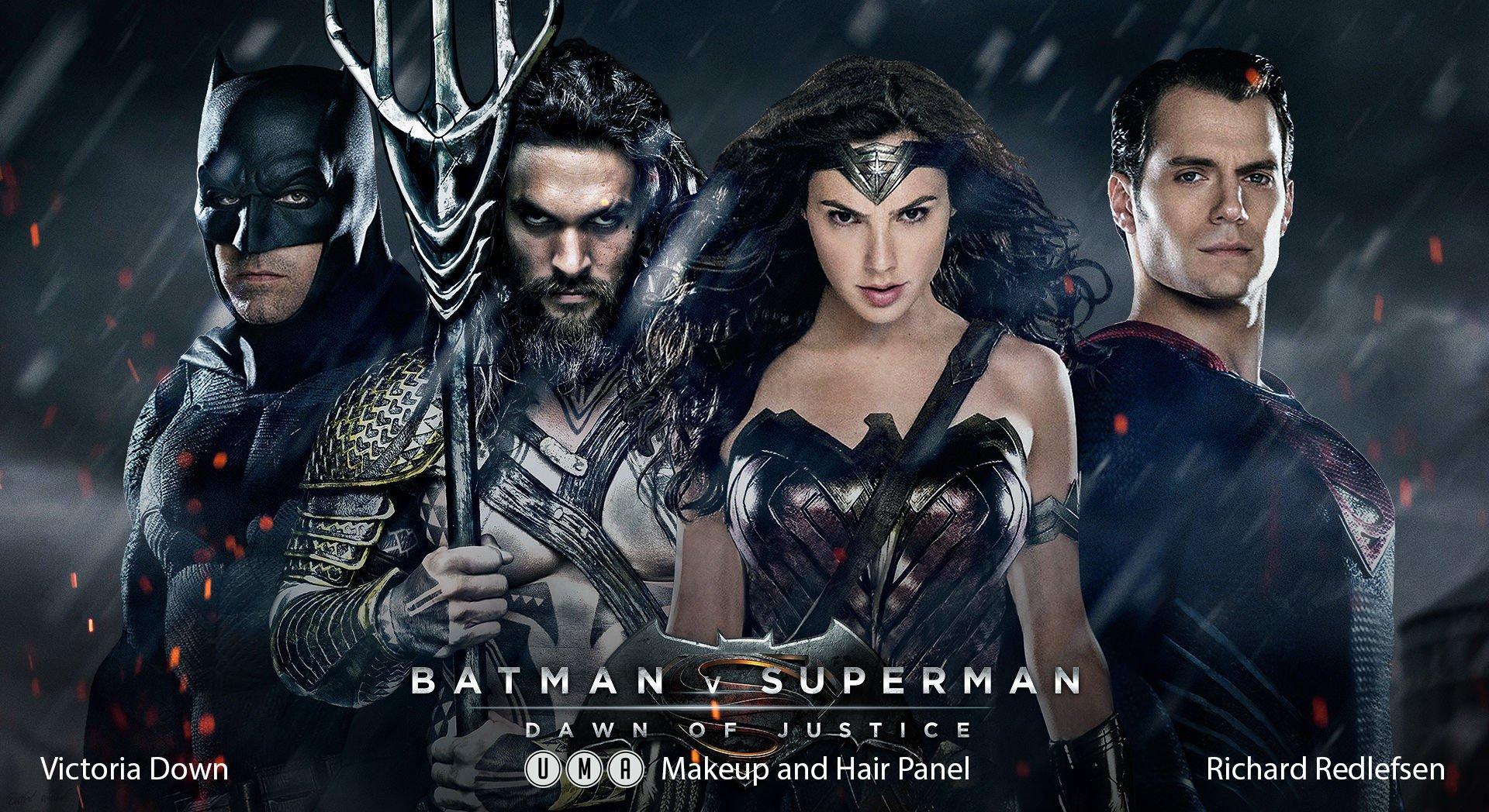 Batman v Superman UMAe 2016