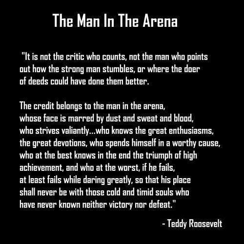Dust urself off Conor, and heed these words #ufc196