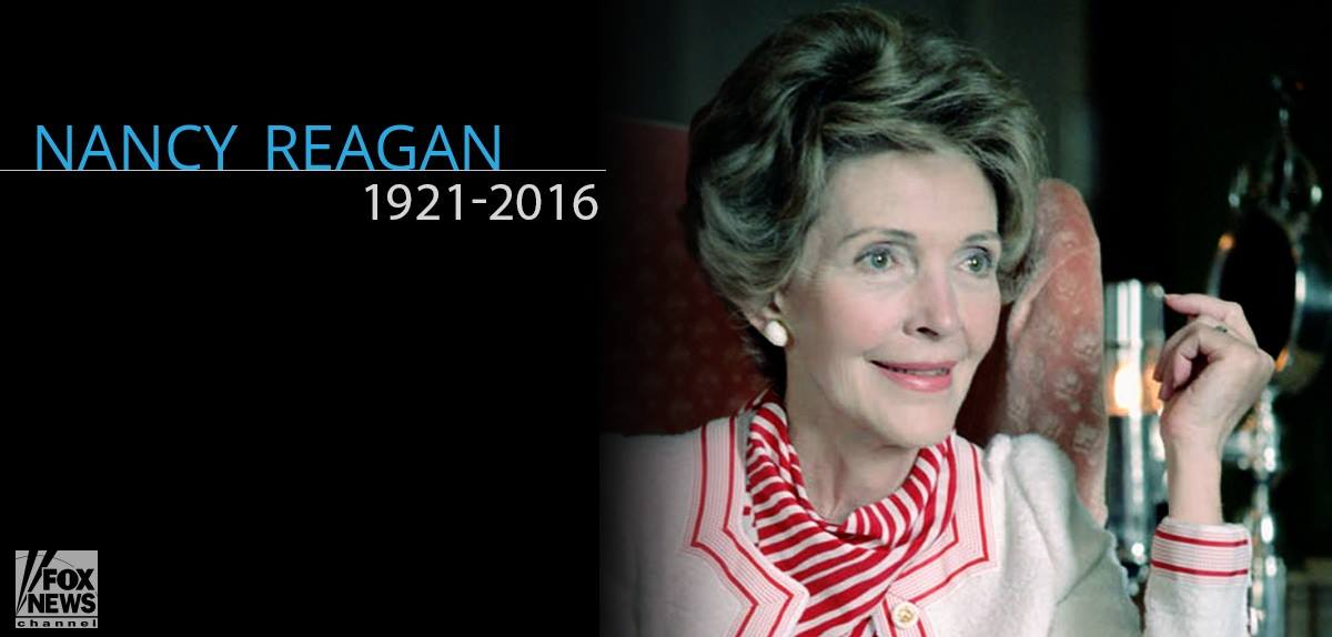 BREAKING: Nancy Reagan died this morning at her home in Los Angeles at the age of 94. https://t.co/WyqIAEFFNU https://t.co/p4SACljP5U