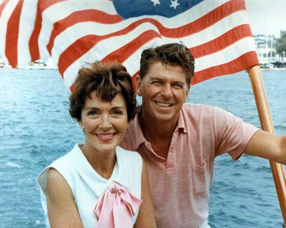 Rest in peace Nancy Reagan. You have to respect the deep and abiding love they felt for each other. https://t.co/WsU9mzAQpr