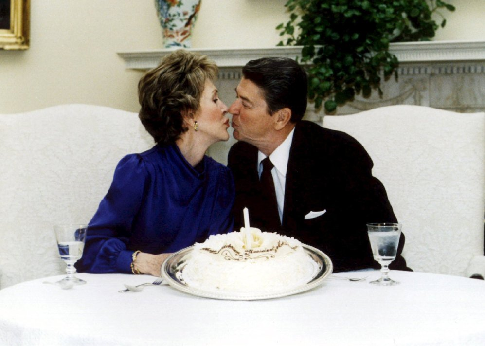 Muore la First Lady Nancy Reagan, vedova di Ronald Reagan